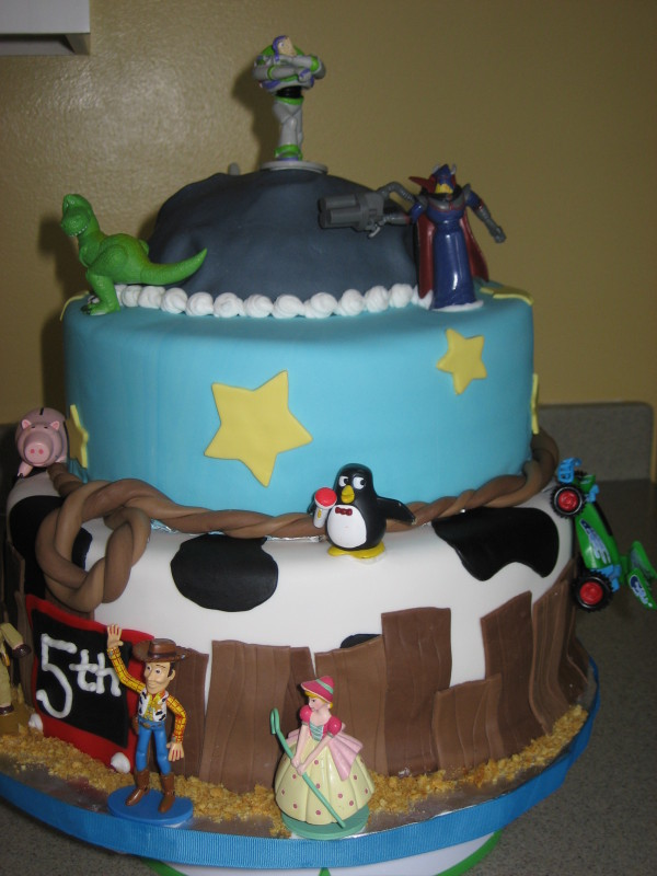 Artist Cake Design : Sweet Art Kids & Baby Cakes - Sweet Art Cake Designs